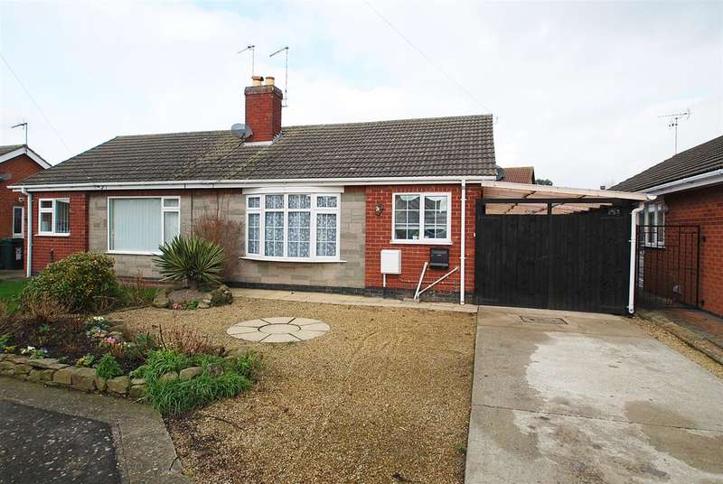2 Bedrooms Bungalow for sale in Dutton Avenue, Skegness