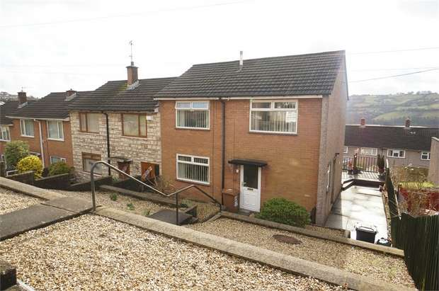 3 Bedrooms End Of Terrace House for sale in Fairview Avenue, Risca, NEWPORT, Caerphilly