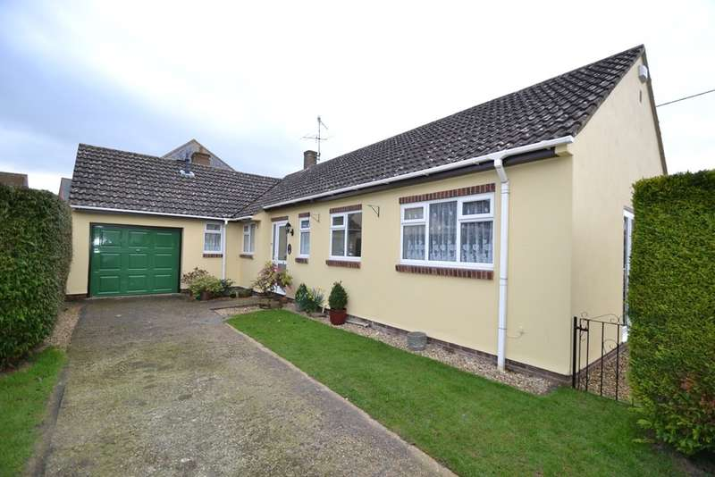 3 Bedrooms Detached Bungalow for sale in Pimperne