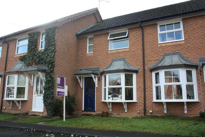 2 Bedrooms Terraced House for sale in Mannock Way, Woodley, Reading, RG5
