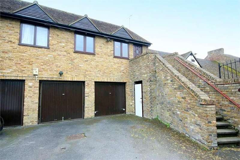 1 Bedroom Maisonette Flat for sale in Breakspear Road North, Harefield, Middlesex