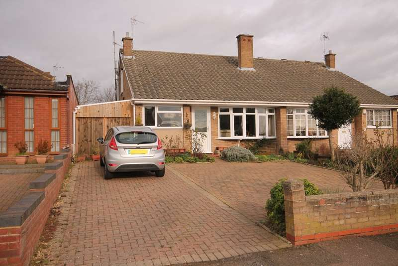 3 Bedrooms Semi Detached Bungalow for sale in Stancliffe Road, Putnoe, Bedford, MK41