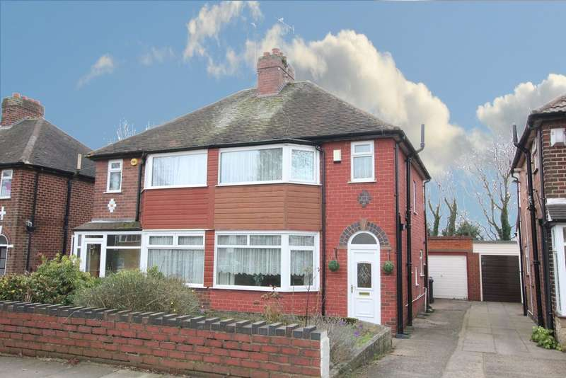 3 Bedrooms Semi Detached House for sale in Dyas Avenue, Great Barr, B42 1HF