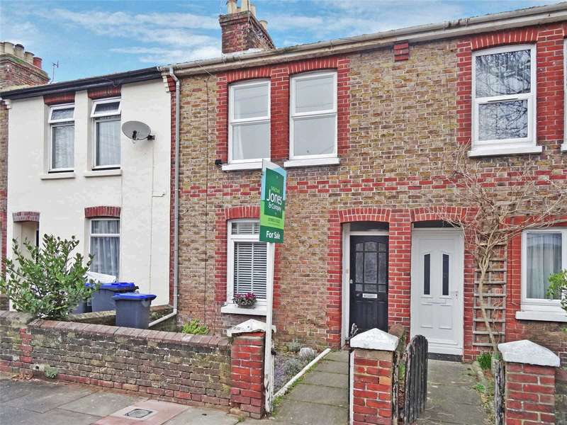 2 Bedrooms Terraced House for sale in Southfield Road, Broadwater, Worthing, BN14