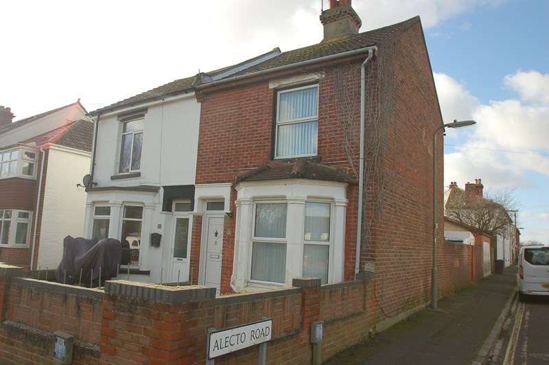 2 Bedrooms Semi Detached House for sale in Park Road, Alverstoke, Gosport