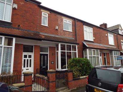 3 Bedrooms Terraced House for sale in Mornington Road, Heaton, Bolton, Greater Manchester
