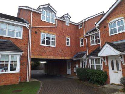 2 Bedrooms Flat for sale in Whitestar Court, Irlam, Manchester, Greater Manchester
