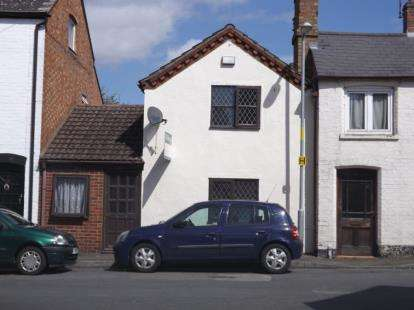 2 Bedrooms Terraced House for sale in The Leys, Evesham, Worcestershire