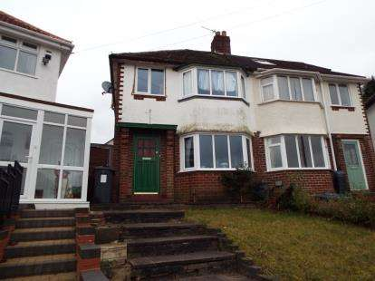 3 Bedrooms Semi Detached House for sale in Widney Avenue, Birmingham, West Midlands
