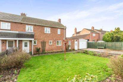 3 Bedrooms Semi Detached House for sale in Winsmore, Powick, Worcester, Worcestershire