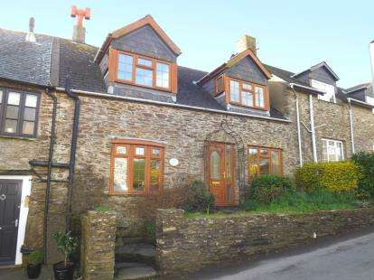 3 Bedrooms Terraced House for sale in Strete, Dartmouth