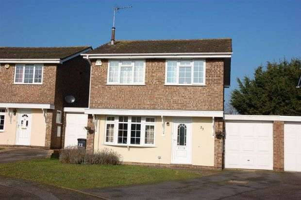 3 Bedrooms Detached House for sale in Woodrush Way, Moulton Leys, Northampton NN3 7HU