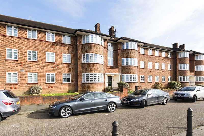 2 Bedrooms Property for sale in Beaufort Park, NW11