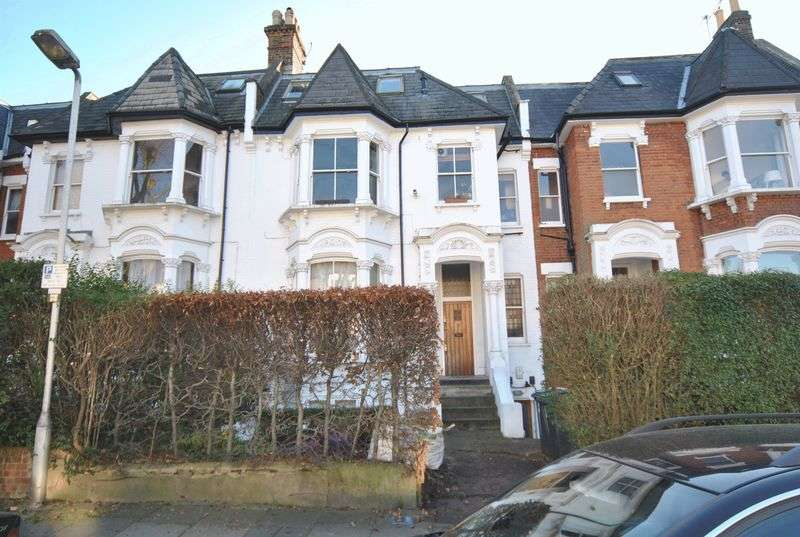 2 Bedrooms Flat for sale in Mount View Road, N4