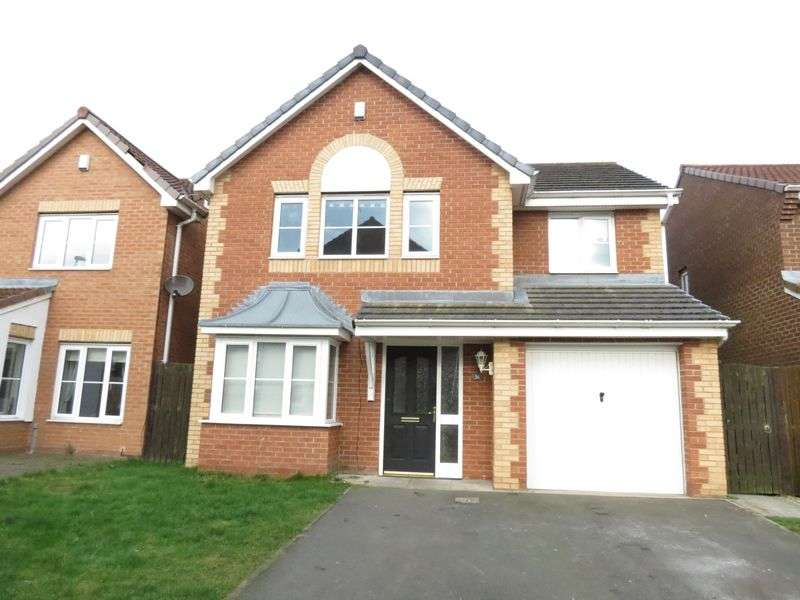 4 Bedrooms Detached House for sale in 56 Chillerton Way, Wingate