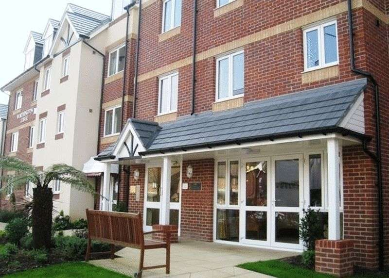1 Bedroom Retirement Property for sale in Worthington Lodge, Hythe