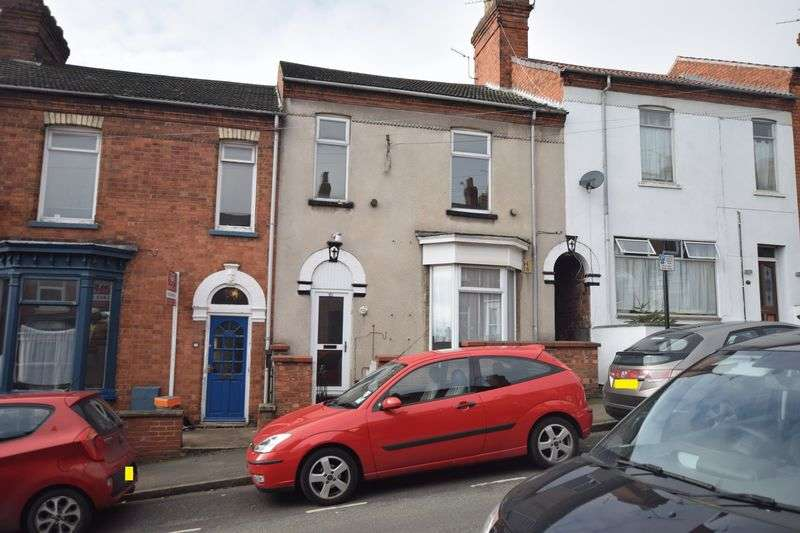 4 Bedrooms Terraced House for sale in Cheviot Street, Lincoln