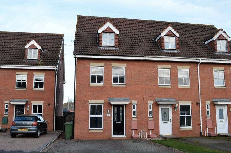 3 Bedrooms Mews House for sale in Swift Drive, Scawby Brook