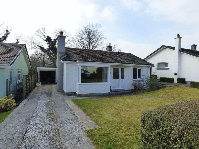 2 Bedrooms Detached Bungalow for sale in Mary Tavy