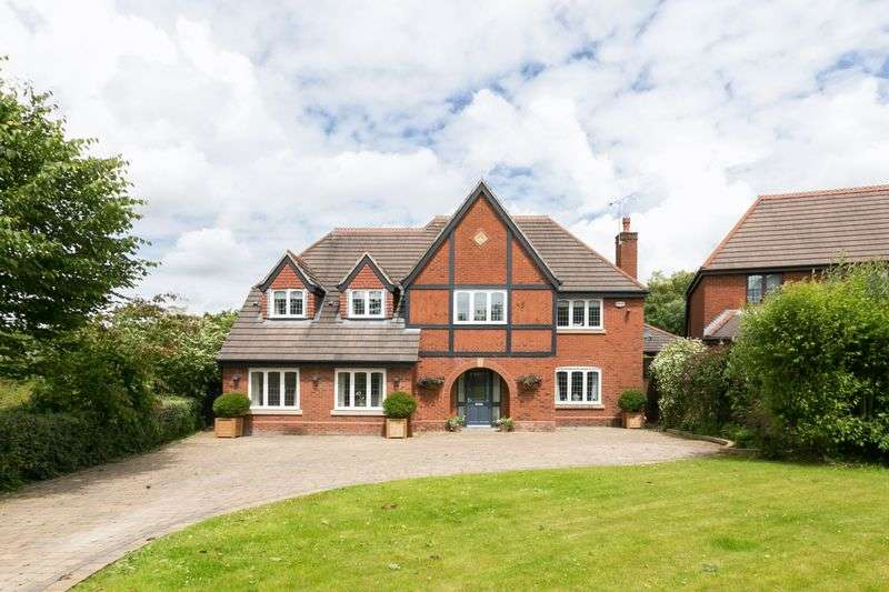 5 Bedrooms Detached House for sale in Hill Croft, Clayton-le-Woods, PR6 7EF