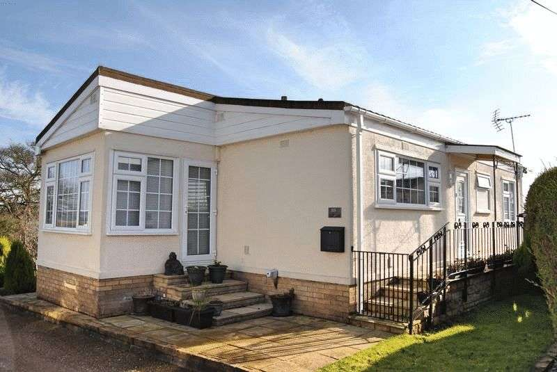 2 Bedrooms Detached Bungalow for sale in Cheveley Park, Grantham