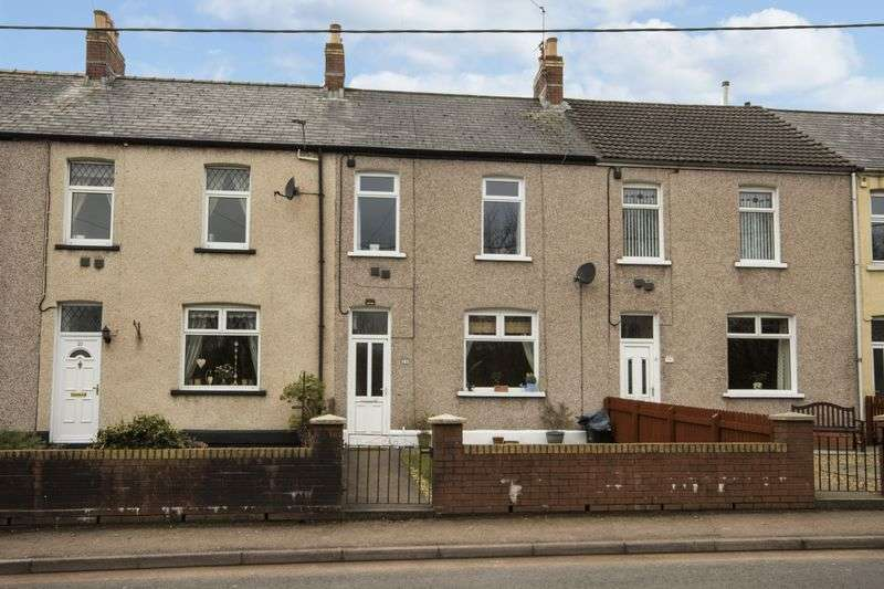 3 Bedrooms Terraced House for sale in Station Road, Pontypool