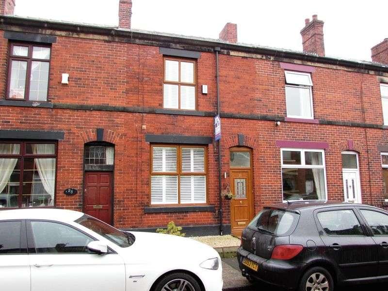 2 Bedrooms Terraced House for sale in Fenton Street, Bury - Ideal FTB