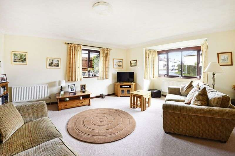 3 Bedrooms Detached House for sale in Hammett Close, Tolpuddle, DT2