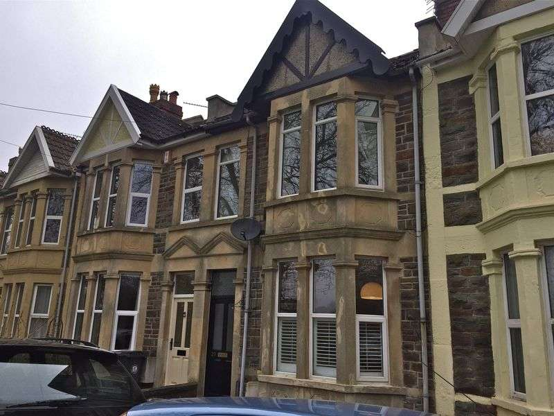 3 Bedrooms Terraced House for sale in Park Crescent, Bristol