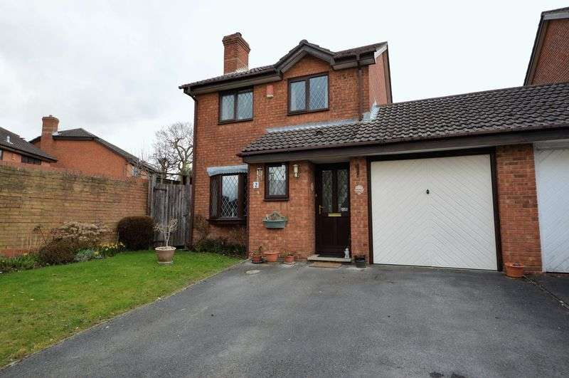 3 Bedrooms Detached House for sale in Farmhouse Way, Lovedean
