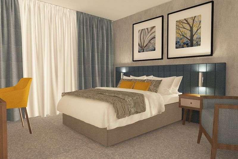 1 Bedroom Flat for sale in DJ Suites, Hornby Road, Blackpool