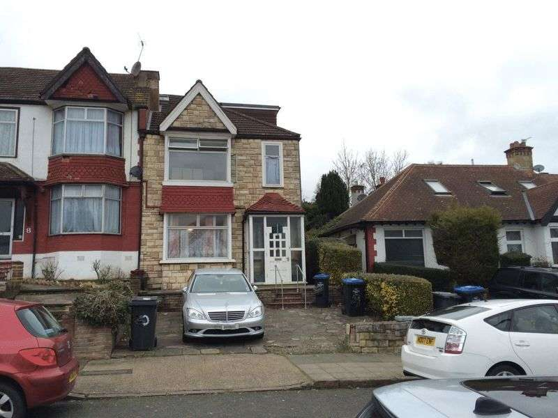5 Bedrooms Semi Detached House for sale in Manor Drive, Wembley, HA9