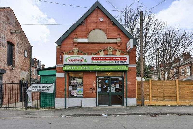 Property for sale in Mowbray Street, Ashton-Under-Lyne