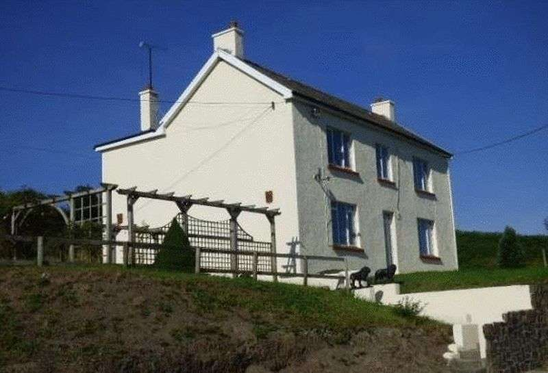 4 Bedrooms Detached House for sale in Bancyfelin, SA33 5NP
