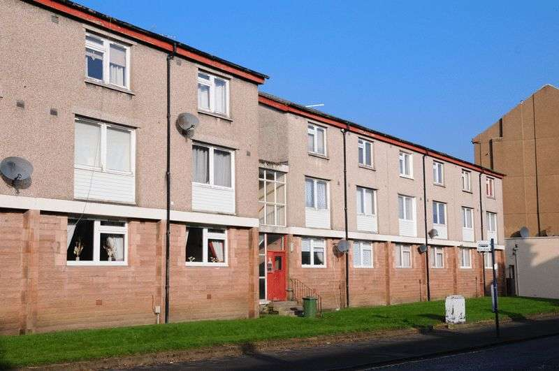 2 Bedrooms Flat for sale in Calside, Paisley