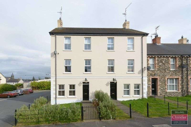 4 Bedrooms House for sale in 37 Station Park, Crossgar, BT30 9FB