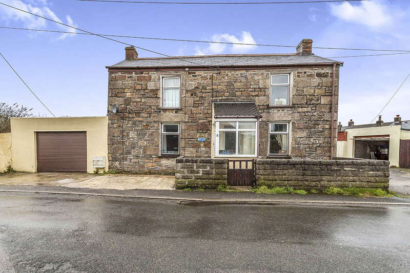 2 Bedrooms Detached House for sale in Laity Road, Troon, Camborne, TR14
