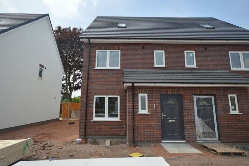 4 Bedrooms Semi Detached House for sale in Leicester Street, Wolverhampton, WV6