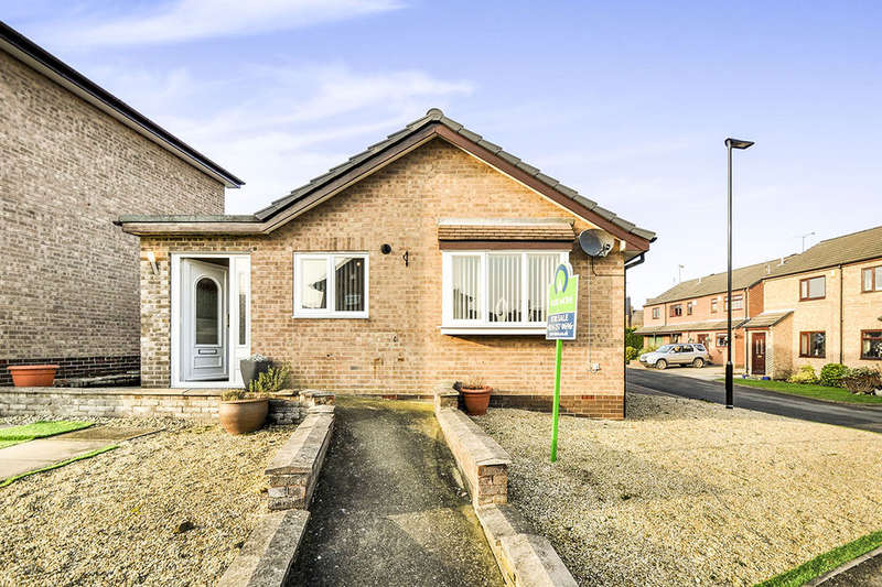 2 Bedrooms Detached Bungalow for sale in Berry Holme Drive, Chapeltown, Sheffield, S35