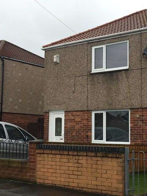 2 Bedrooms Semi Detached House for sale in Twelfth Avenue, Blyth