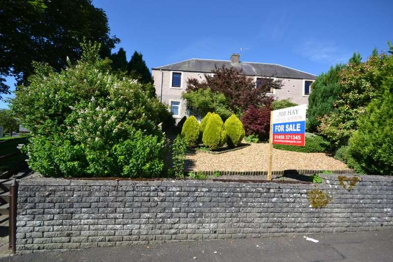 2 Bedrooms Flat for sale in 172, Ramsay Road Hawick, TD9 0DR