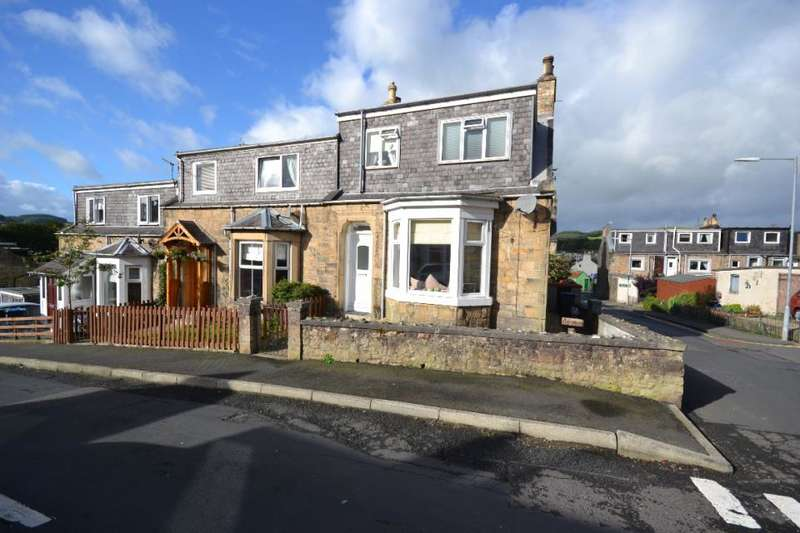 3 Bedrooms End Of Terrace House for sale in 2, Dakers Place Hawick, TD9 9JE