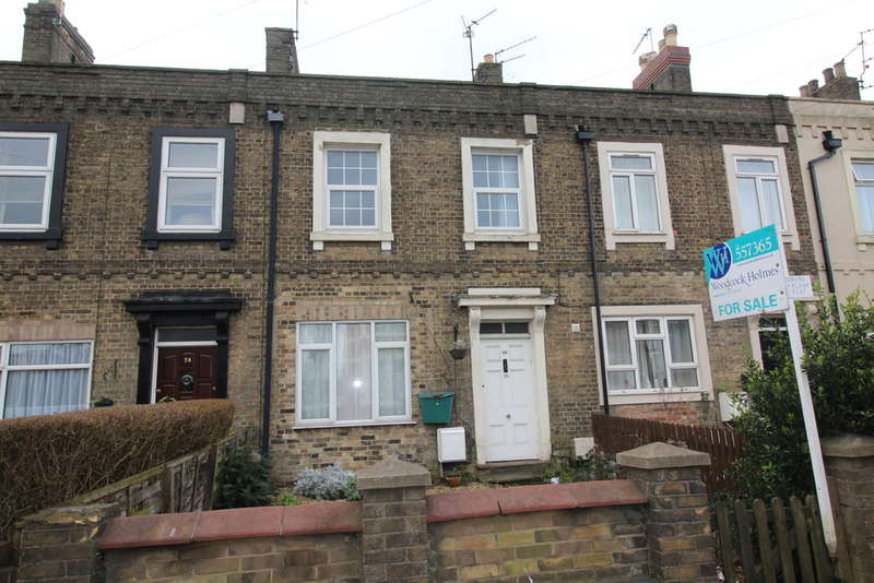 1 Bedroom Ground Flat for sale in Oundle Road, Peterborough PE2 9PA