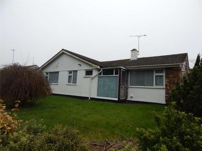 3 Bedrooms Detached Bungalow for sale in Treneere Lane, Heamoor, Penzance