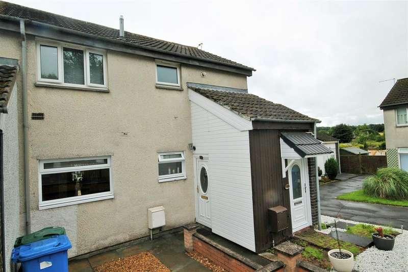 1 Bedroom Flat for sale in Laburnum Road, Banknock, Banknock