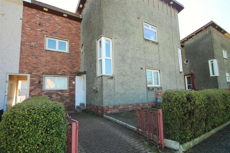 3 Bedrooms Terraced House for sale in Mitchell Street, Coatbridge