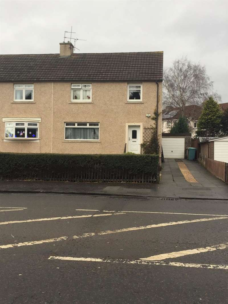 3 Bedrooms Semi Detached House for sale in Merry Street, Motherwell