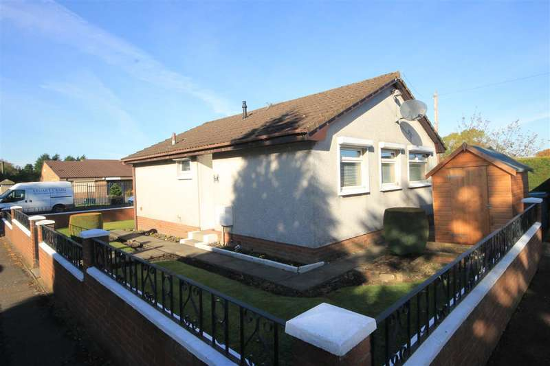 3 Bedrooms Bungalow for sale in Jerviston Street, Motherwell