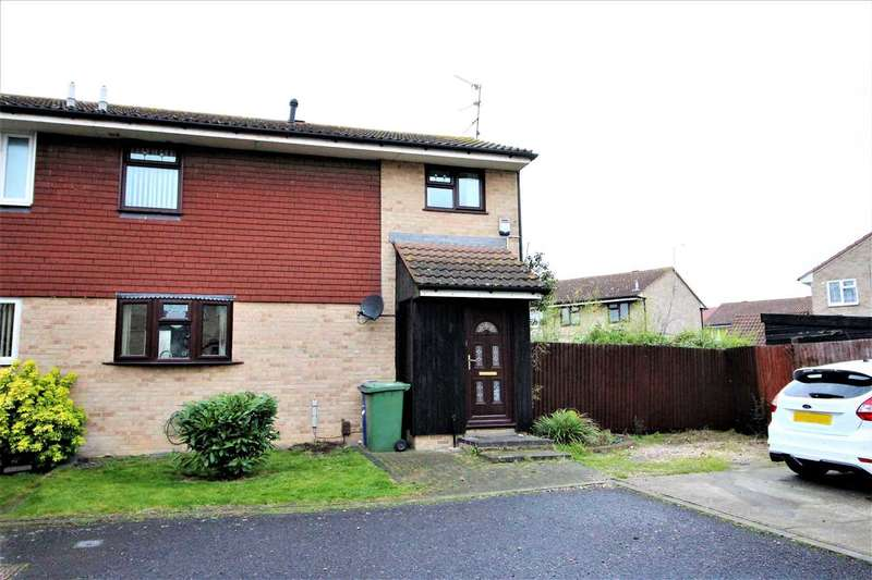 3 Bedrooms Semi Detached House for sale in Marram Court, Thurrock Park