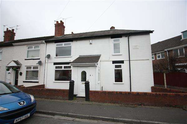 3 Bedrooms End Of Terrace House for sale in Briarfield Road, Ellesmere Port
